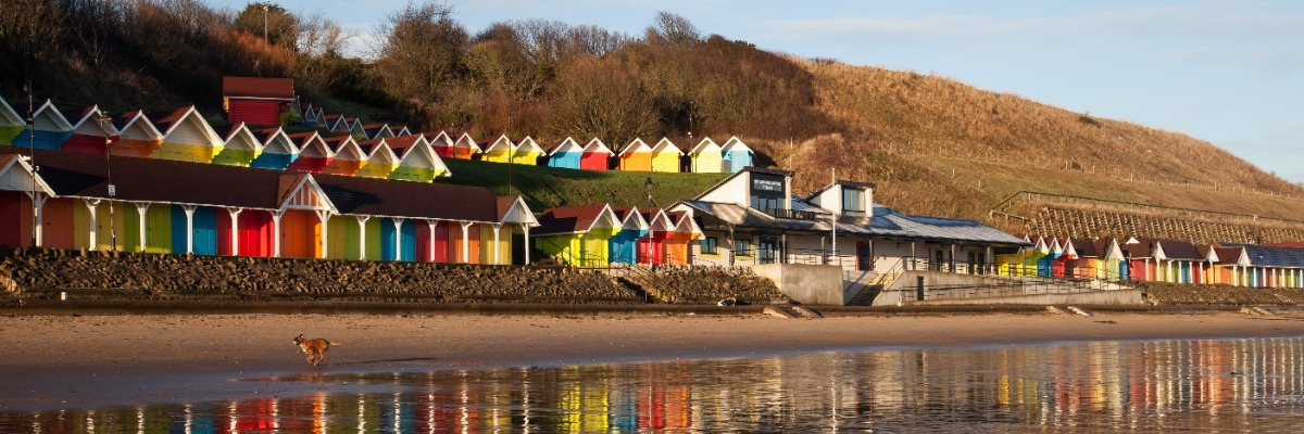 Holiday in Scarborough